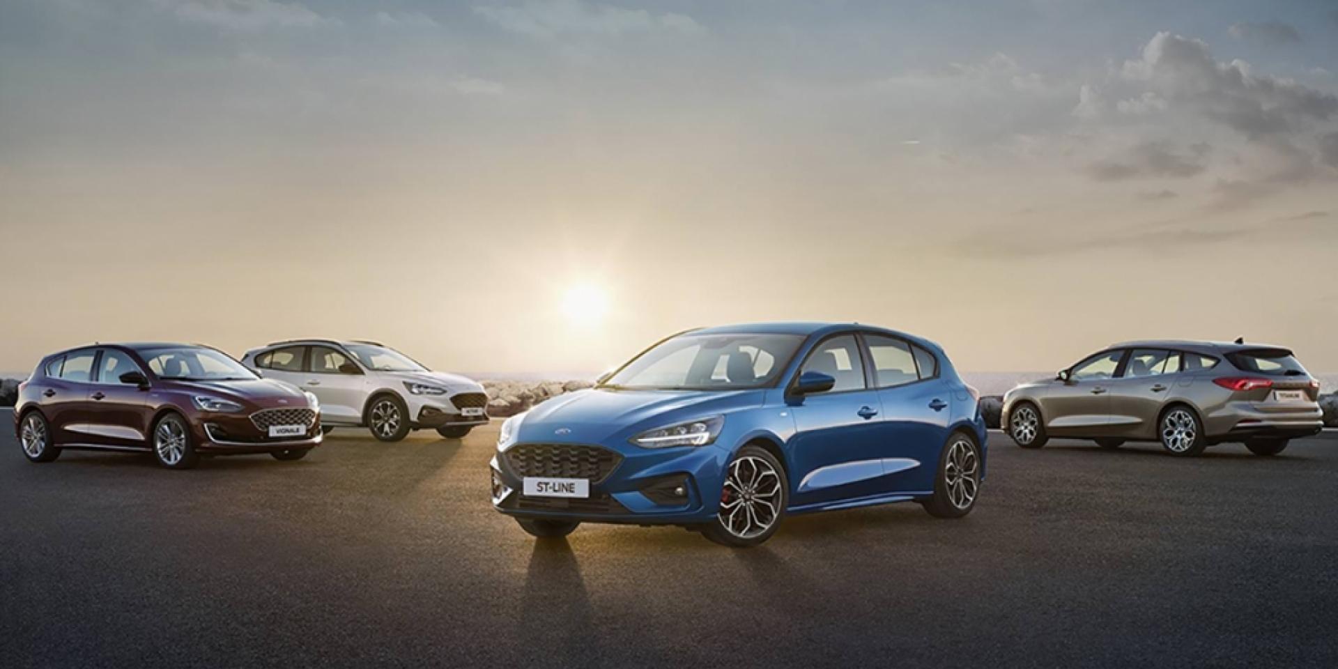 四代Ford Focus放大登場,車型多樣化選擇