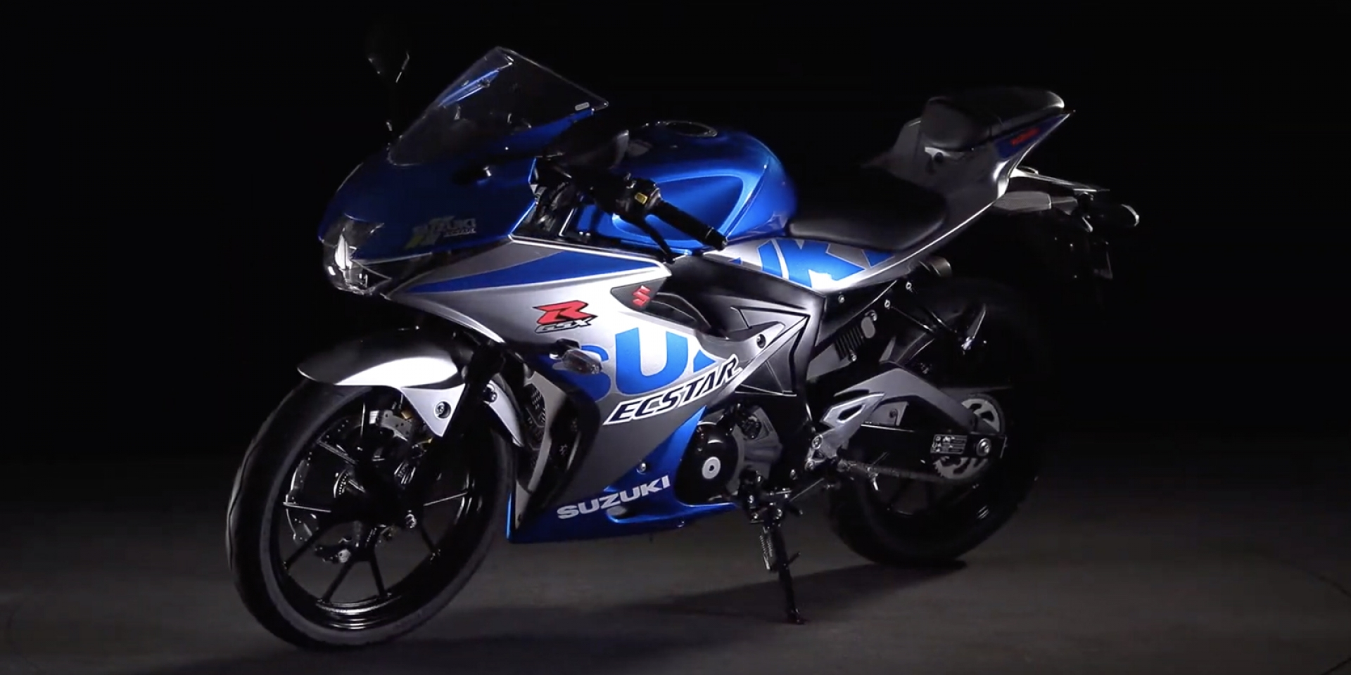 MotoGP新塗裝下放小阿魯!SUZUKI GSX-R 125/1000R GP特殊新色亮相