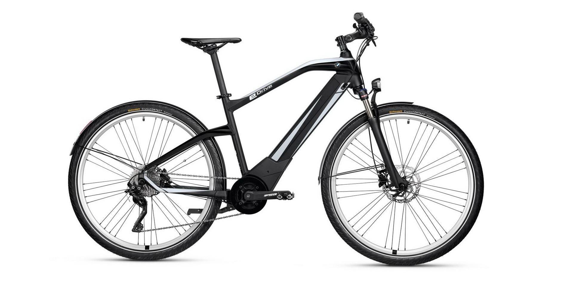 BMW踏入電動自行車市場,輸出竟然跟Renault Twingo一樣大!