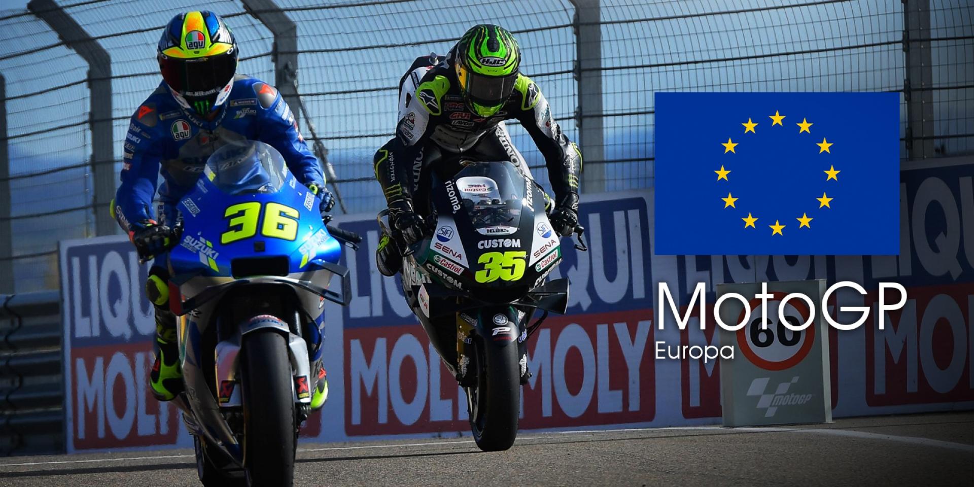 MotoGP 2020 歐洲站 轉播時間