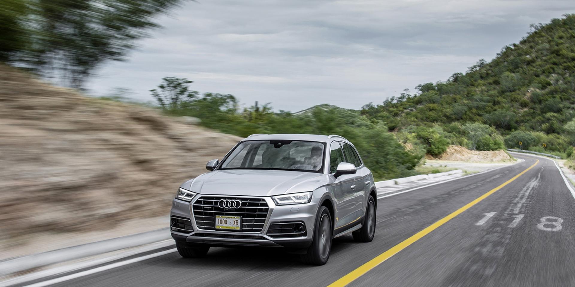 官方新聞稿。Audi Q5獲《Auto Bild Allrad》讀者評選 年度同級距最佳四輪驅動汽車 入主即享限定購車方案