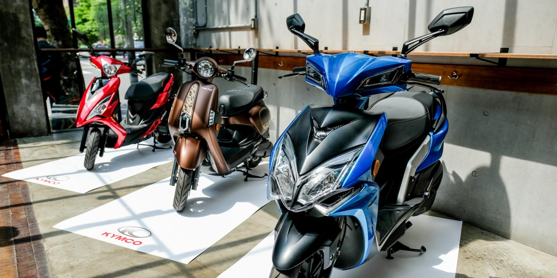 Racing S、GP 125、新名流125,ABS暑期新優惠,最低五萬有找騎回家