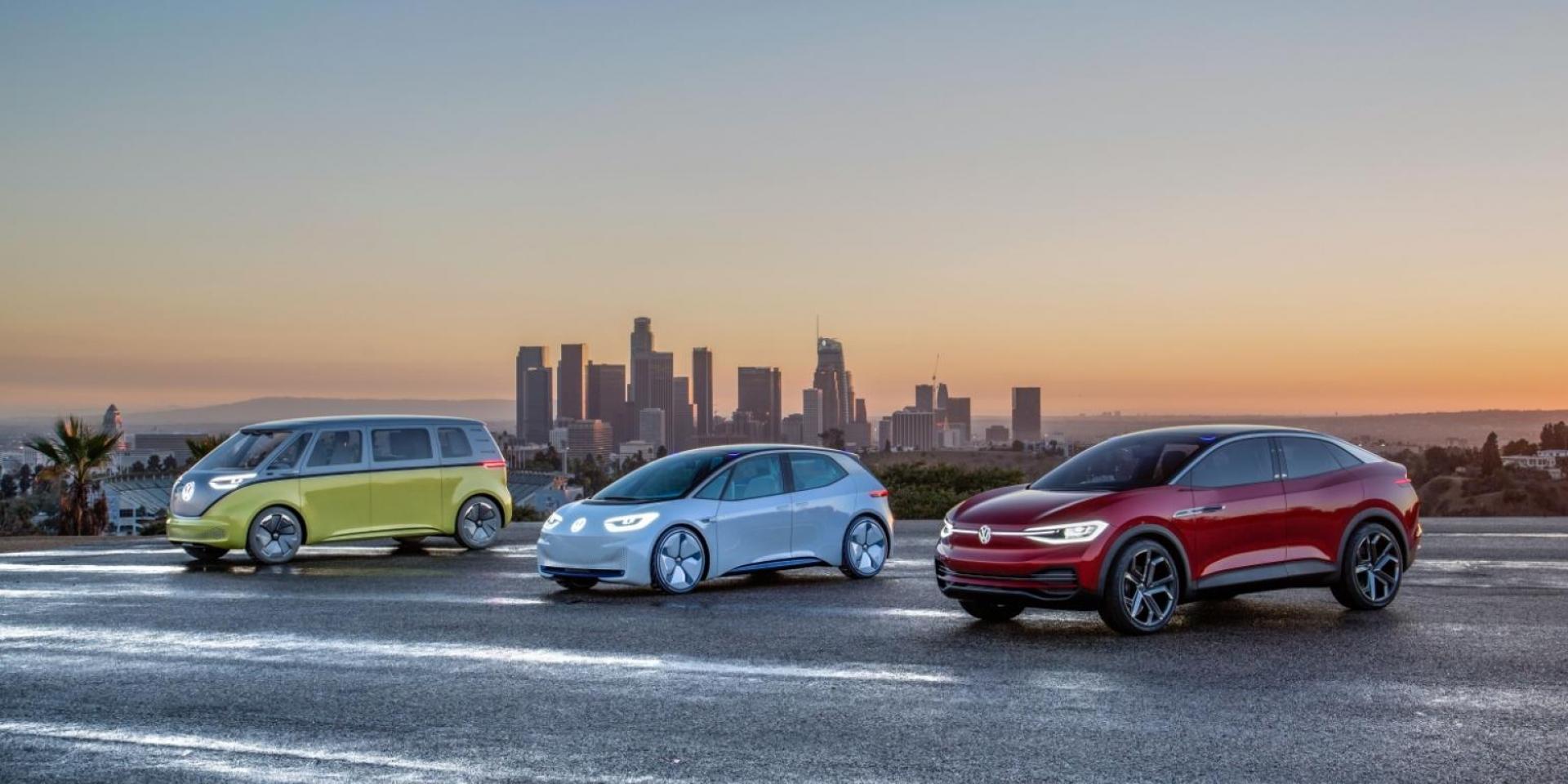 2025年目標千萬輛!Volkswagen MEB底盤打造電動車!