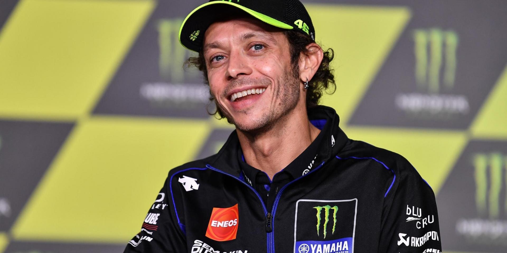 離別的藍色車庫│葡萄牙的最後廠隊身影,Valentino Rossi:第十冠?如果我在周末贏得一些比賽,也許有機會吧!