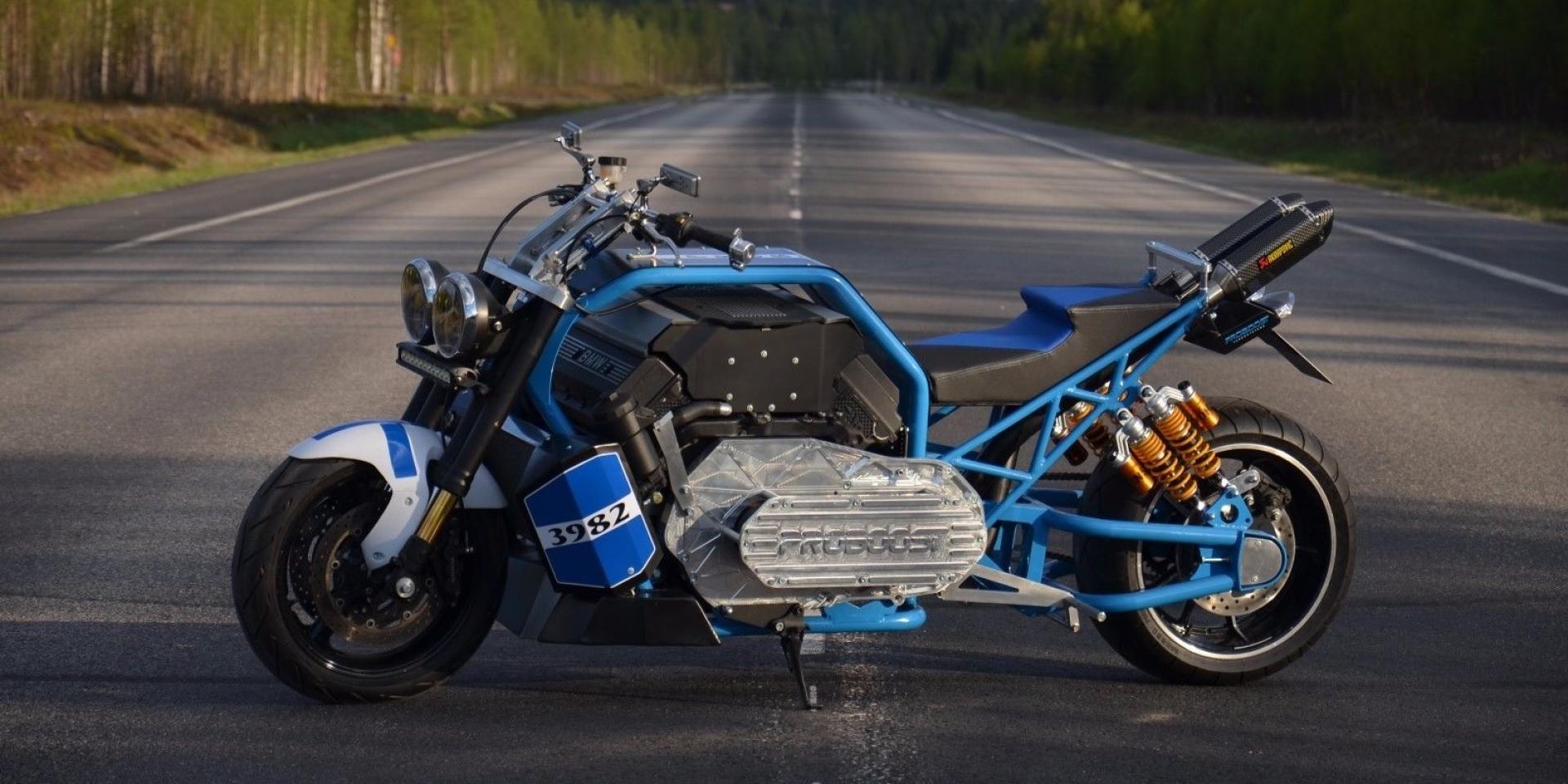 超越Y2K、H2R的怪物。M1 V8 4.0L Twin Turbo by PROBOOST