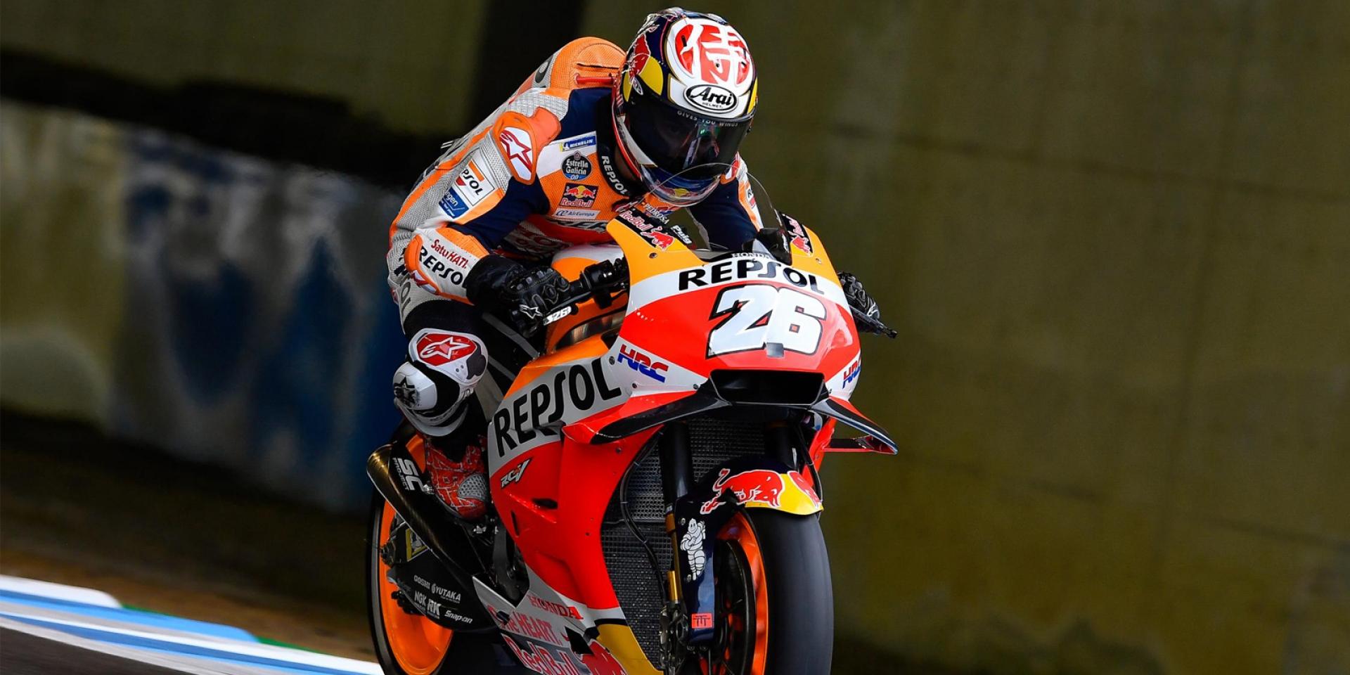 Dani Pedrosa與KTM簽下兩年合約。小武士加盟KTM橘色力量擔任測試車手!