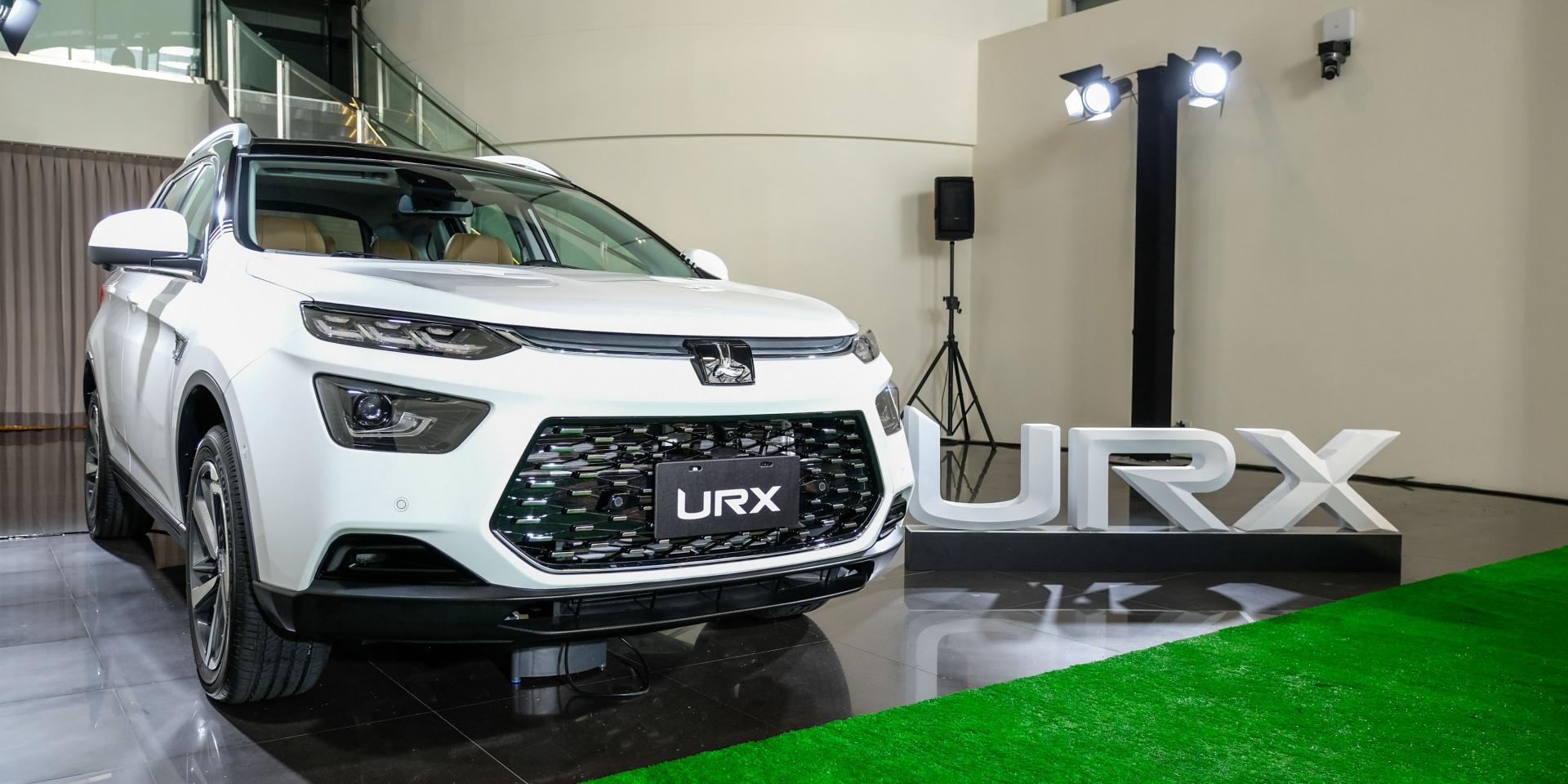 LUXGEN URX售價正式出爐,90萬有找入手ADAS SUV