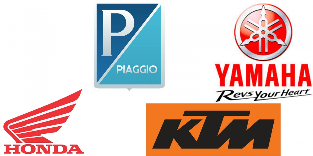 KTM、HONDA、YAMAHA、PIAGGIO四大集團聯手,組成新電動車聯盟!