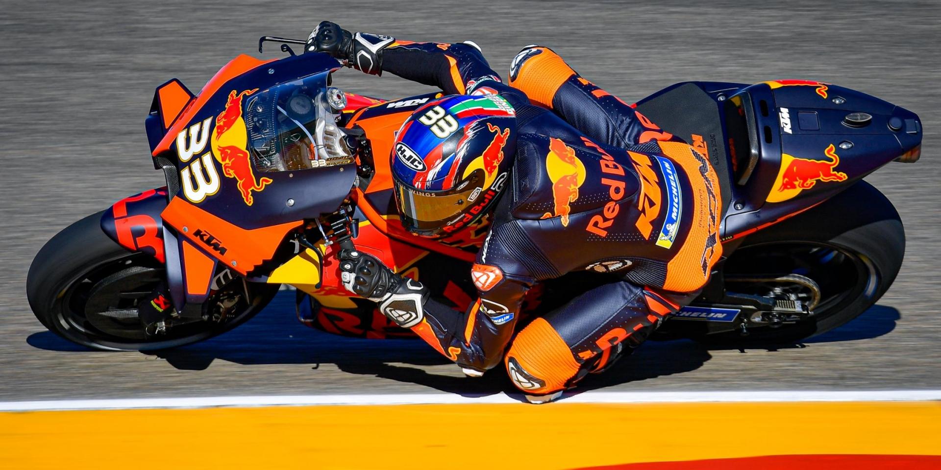 準備就緒!Stefan Pierer:2021年KTM準備好要為世界冠軍而戰!