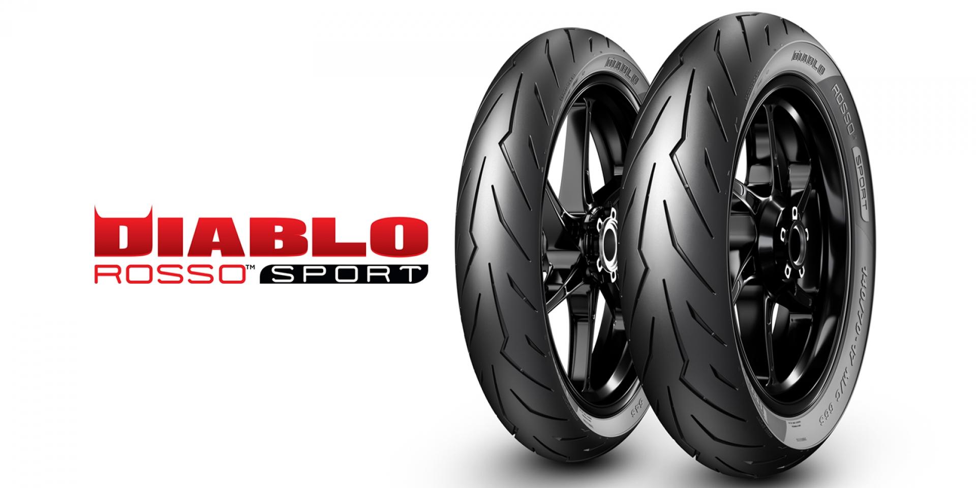 官方新聞稿。專為輕檔推出的道路運動胎款 PIRELLI DIABLO ROSSO™ SPORT全新發表!