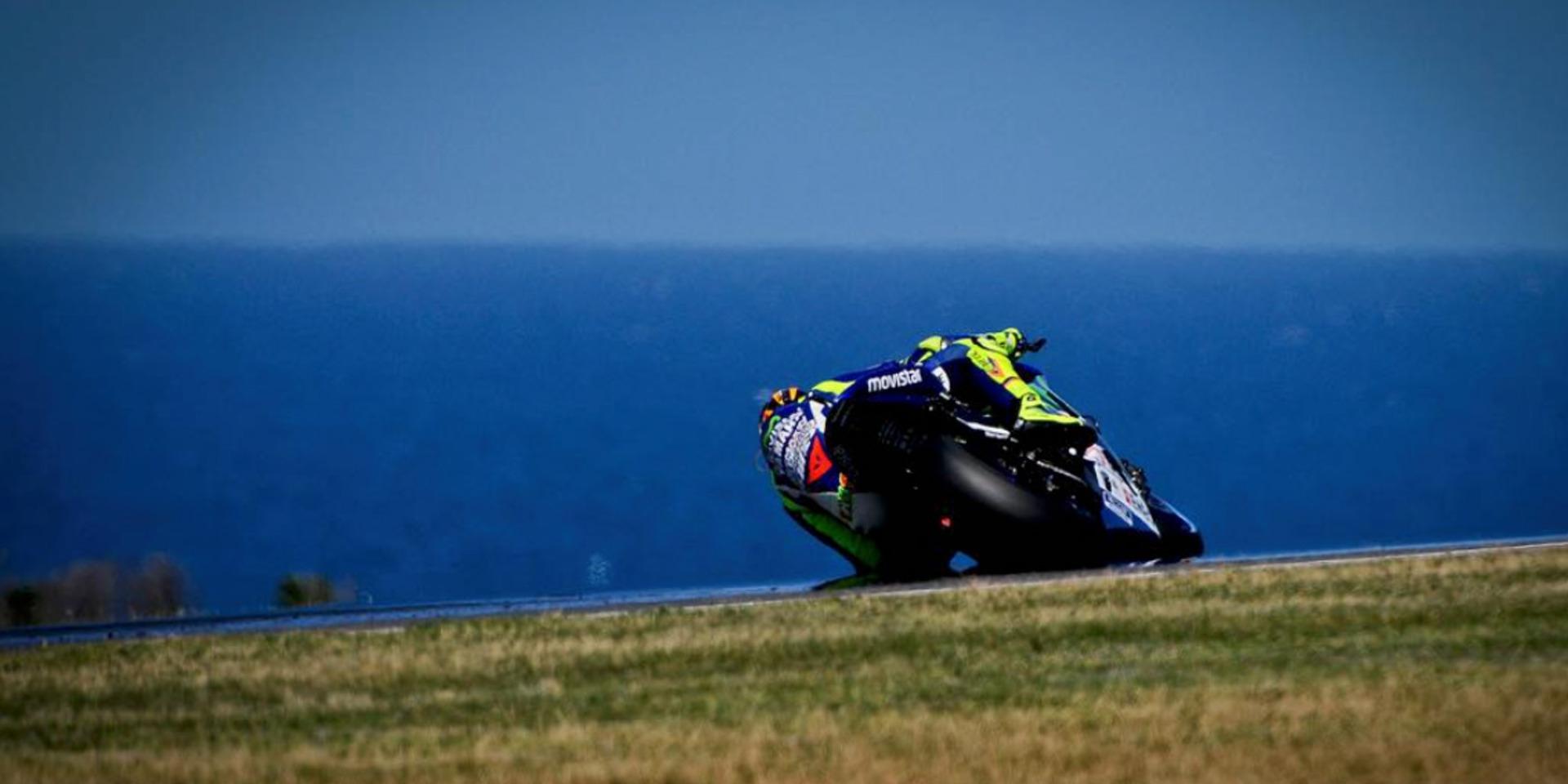 Rossi:接下來將會很艱辛,直到最後ㄧ刻