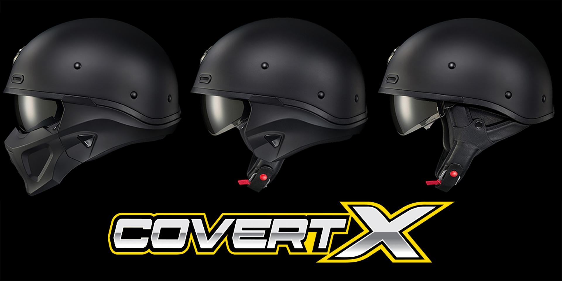 全拆直接變瓜皮!Scorpion Covert/X 2021新版發表