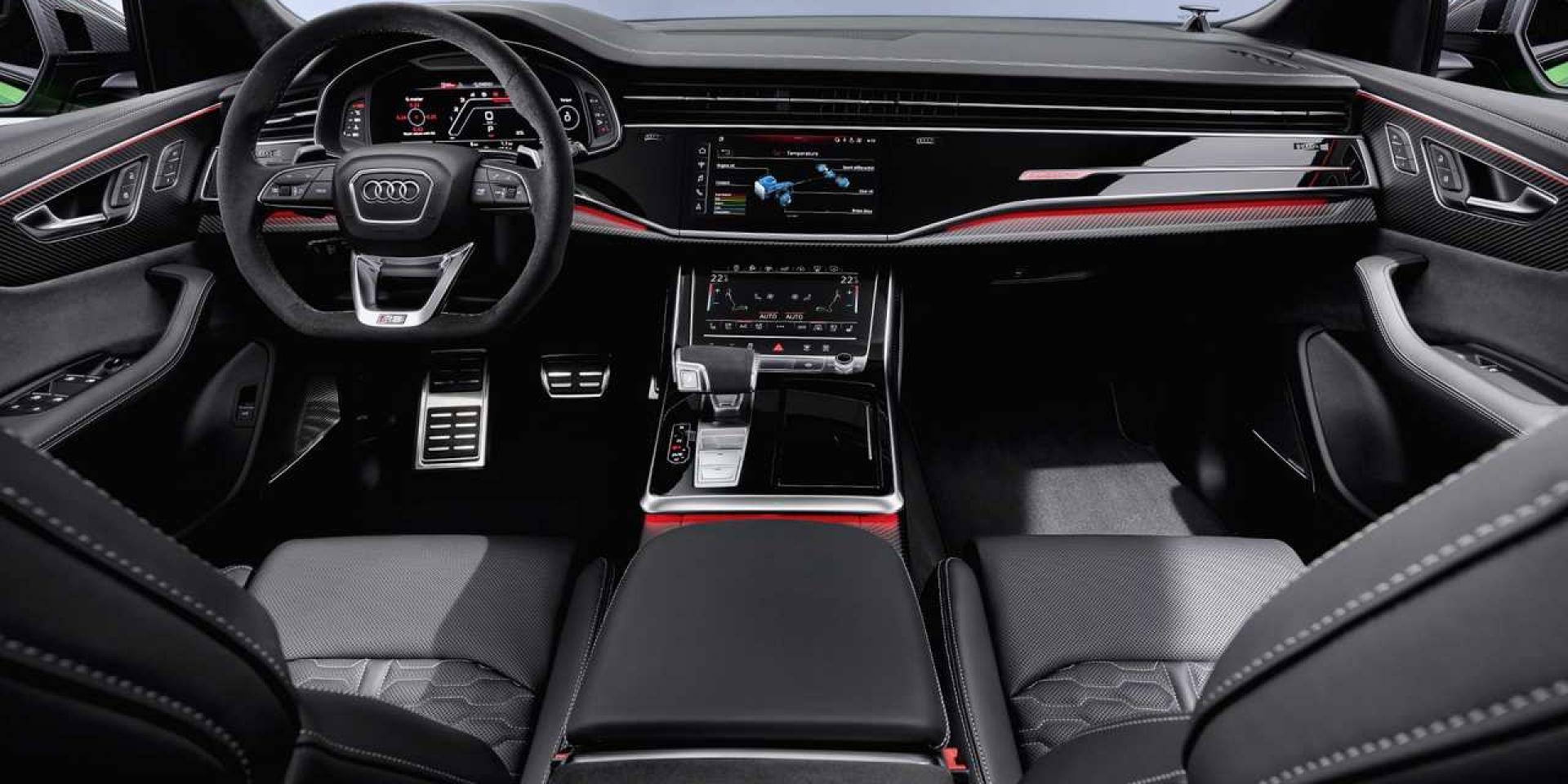 滿滿的螢幕就是未來 Audi將取消所有實體按鍵!