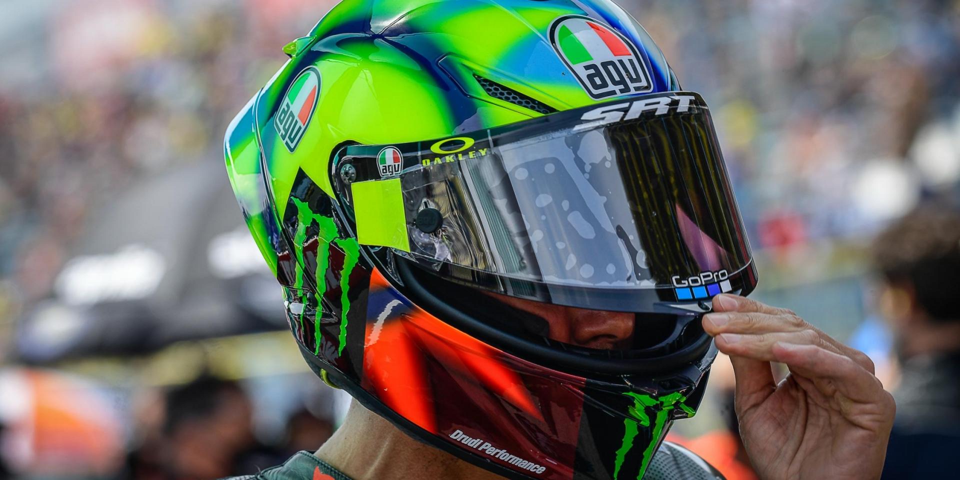 看盡22年的MotoGP改變。Valentino Rossi:空力讓MotoGP更具有物理特性,但並不會改變風格!