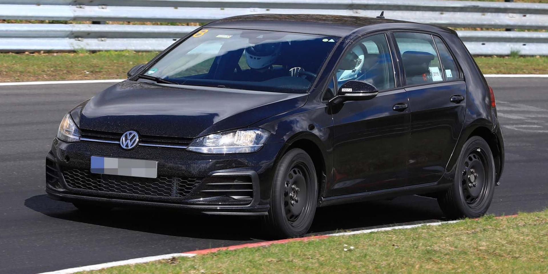 VW Golf MK8明年登場,三門、旅行車款疑似取消!