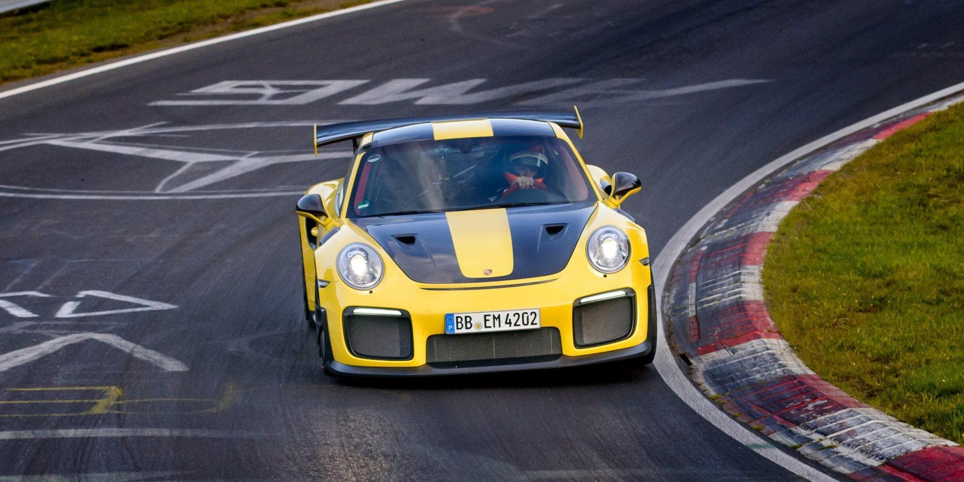 Nurburgring最速再掀波瀾,Porsche 911 GT2 RS破紀錄來襲