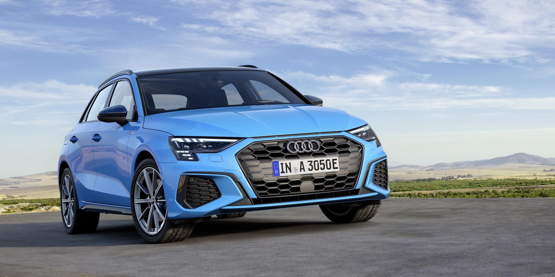 PHEV持續導入!Audi A3 Sportback 40 TFSI e登場!