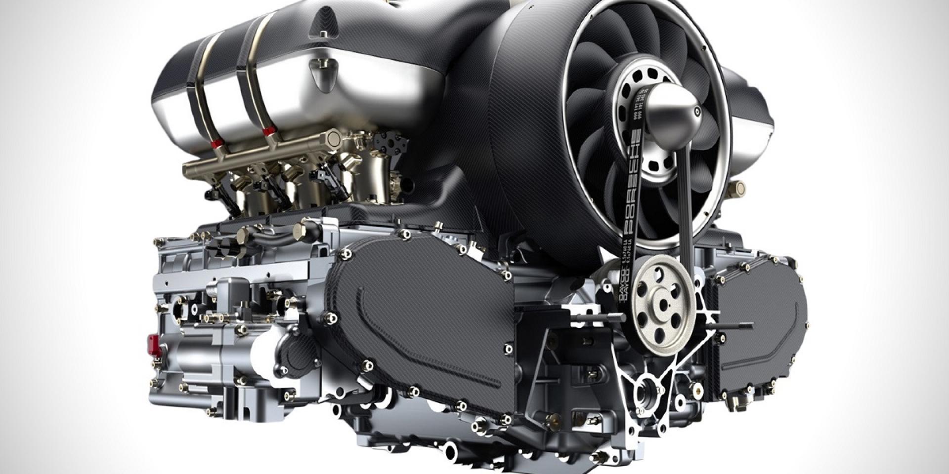 最強氣冷500hp!Singer 與 Williams聯手打造保時捷氣冷引擎