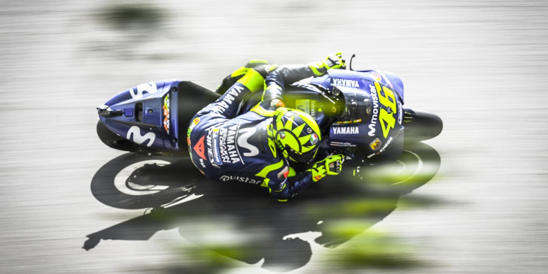 YAMAHA有解?Valentino Rossi:我們找到一些東西能夠讓我們上頒獎台!