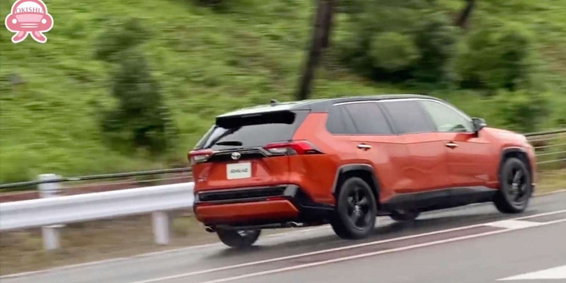 正Toyota日本工廠出產 非土炮改!全球唯一的原廠加長RAV4