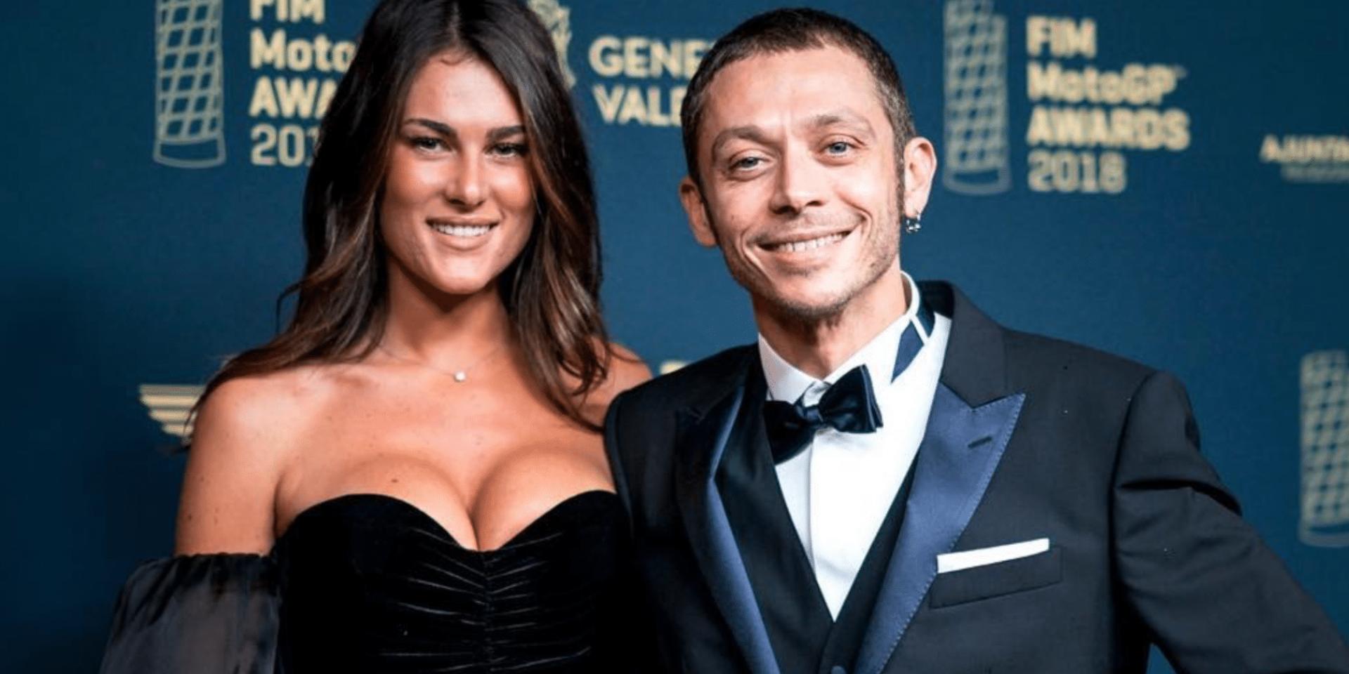 情人節只是平凡的大年初三。Francesca Novello:我夢想與Valentino Rossi生小孩,但結不結婚都無所謂。