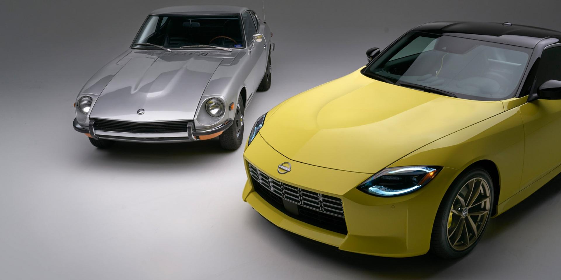 經典外型 6速手排 400匹!全新大改款Nissan Z正式發表