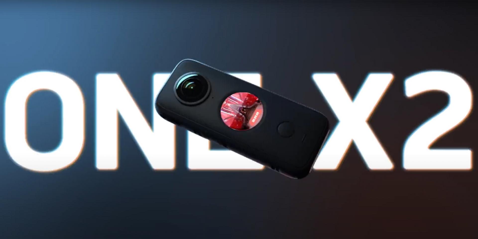 電池加大、機身防水、自拍螢幕。Insta360 One X2 正式發表!