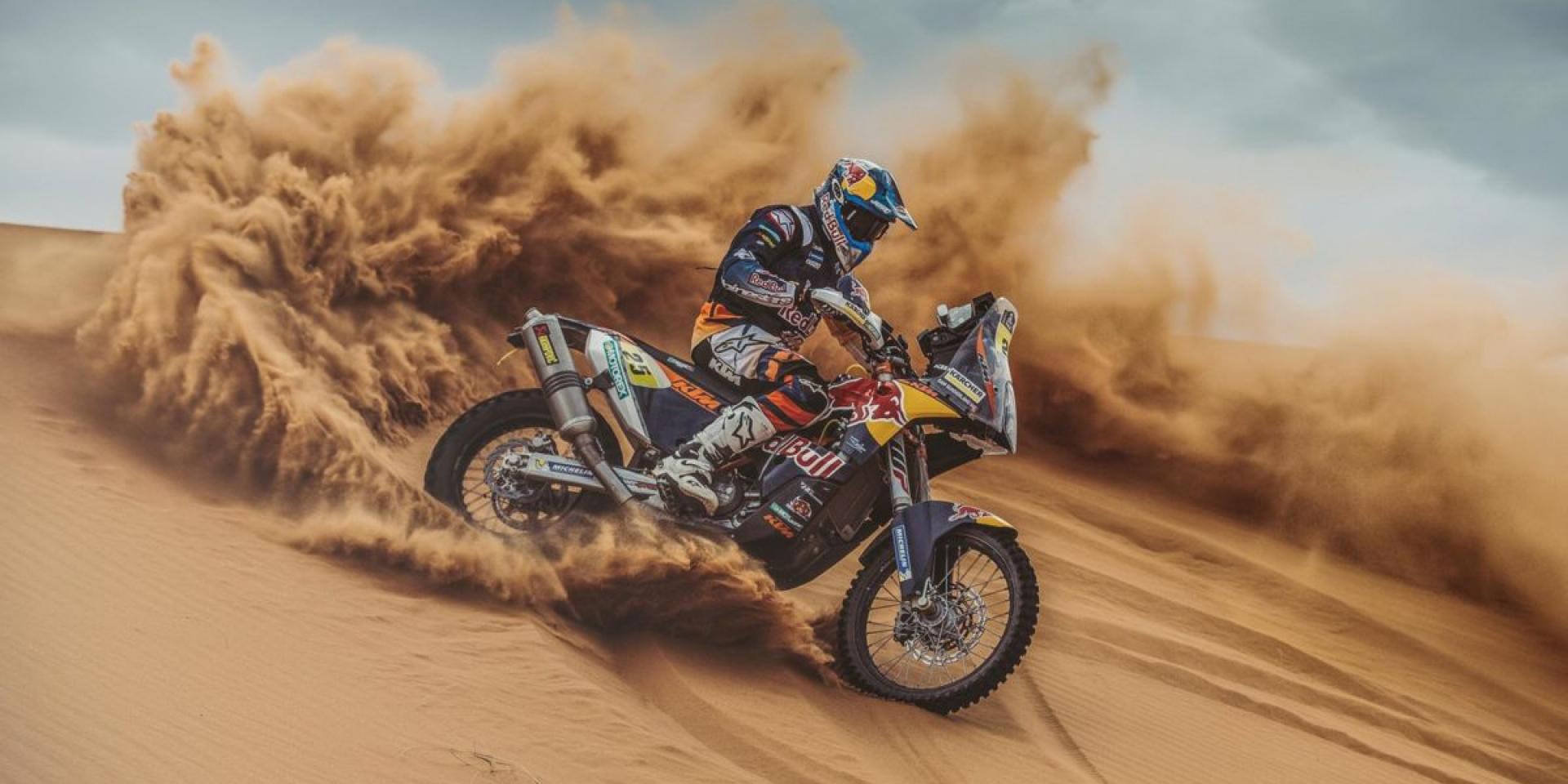 導入動力限制、氣囊防摔衣!Dakar拉力賽提升安全規範,避免今年悲劇重演!