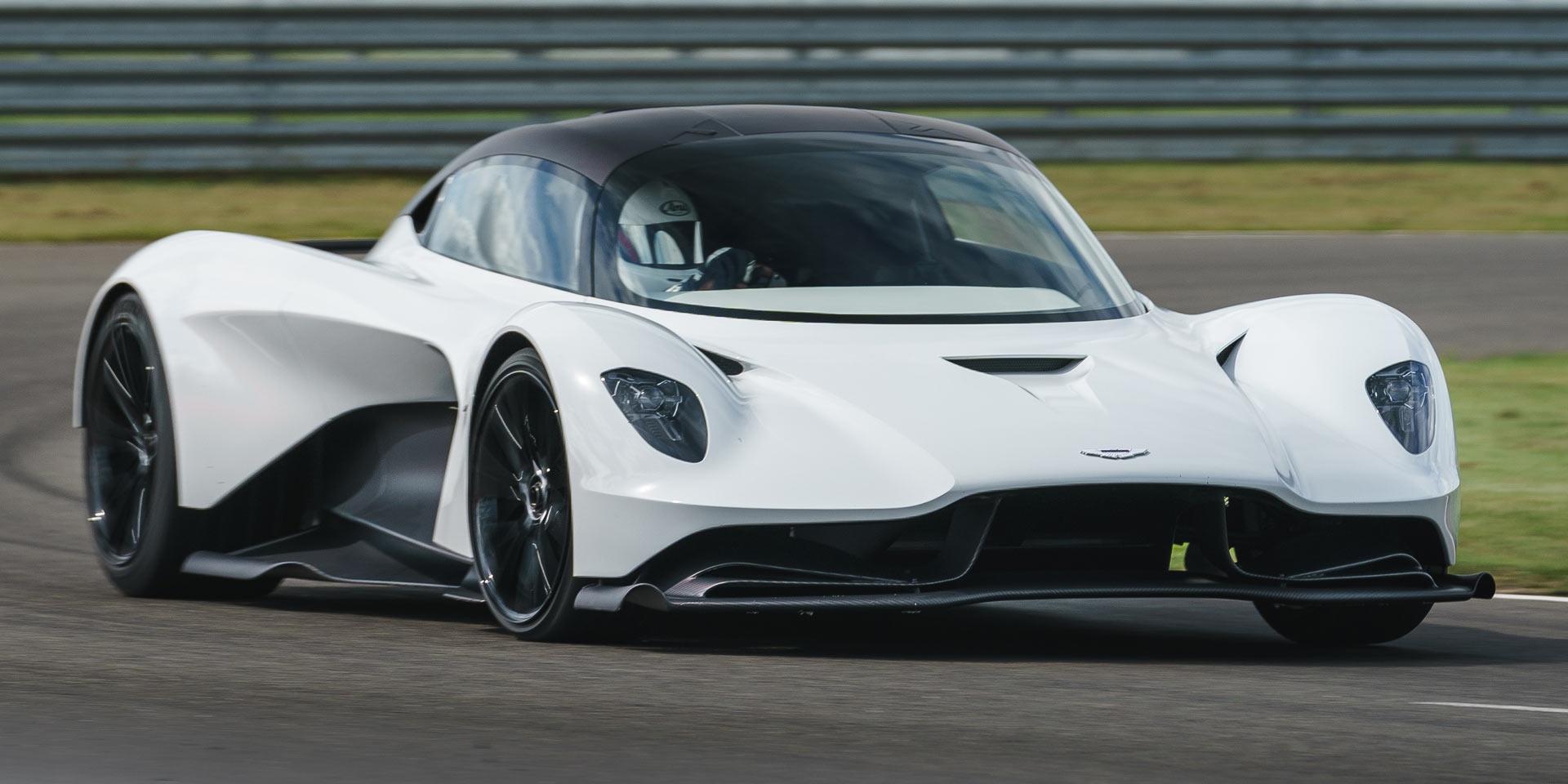 Aston Martin Valhalla動力更換?將使用Mercedes引擎!