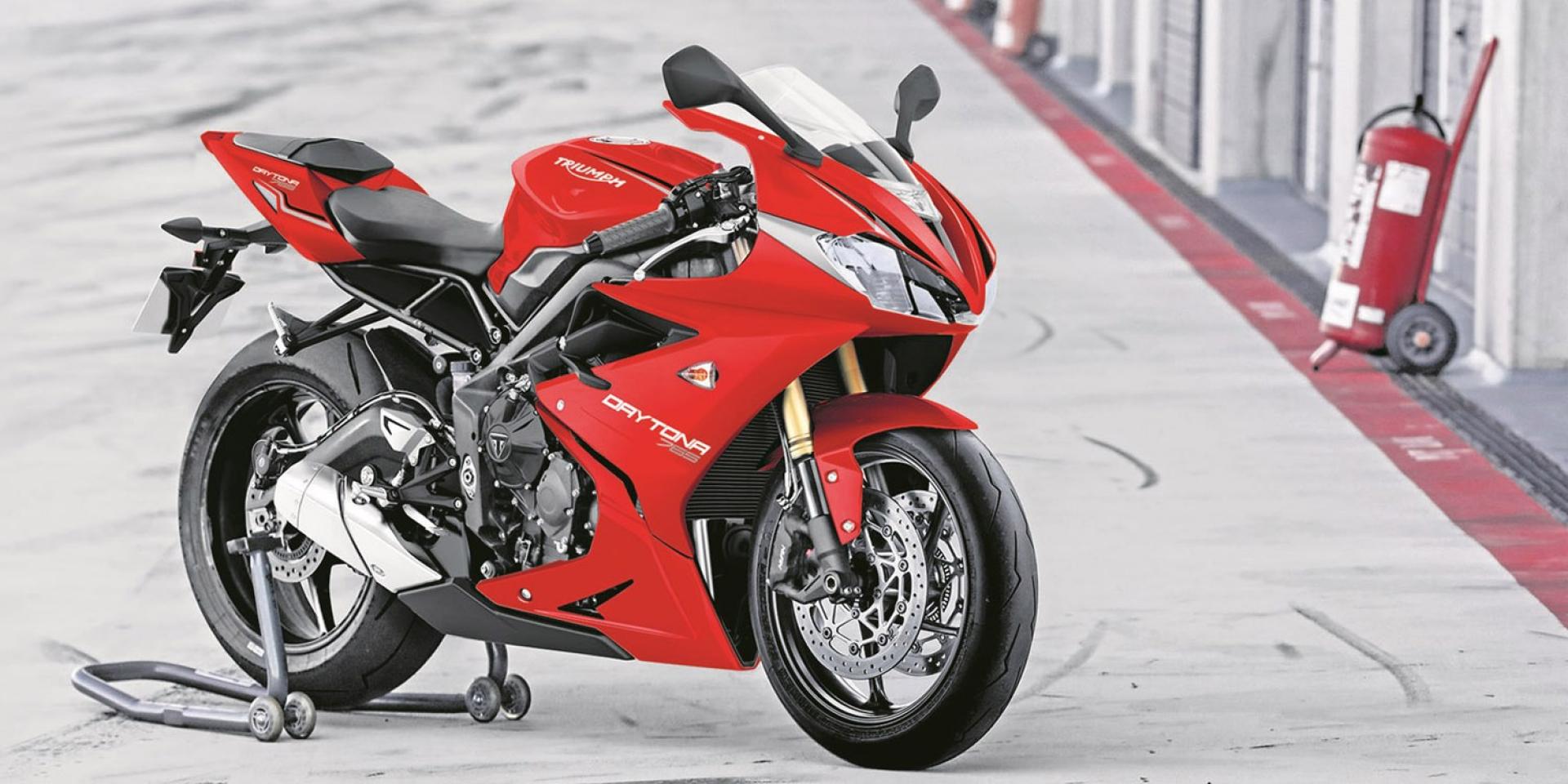 市售Moto2 Triumph Daytona 765 2020年登場?