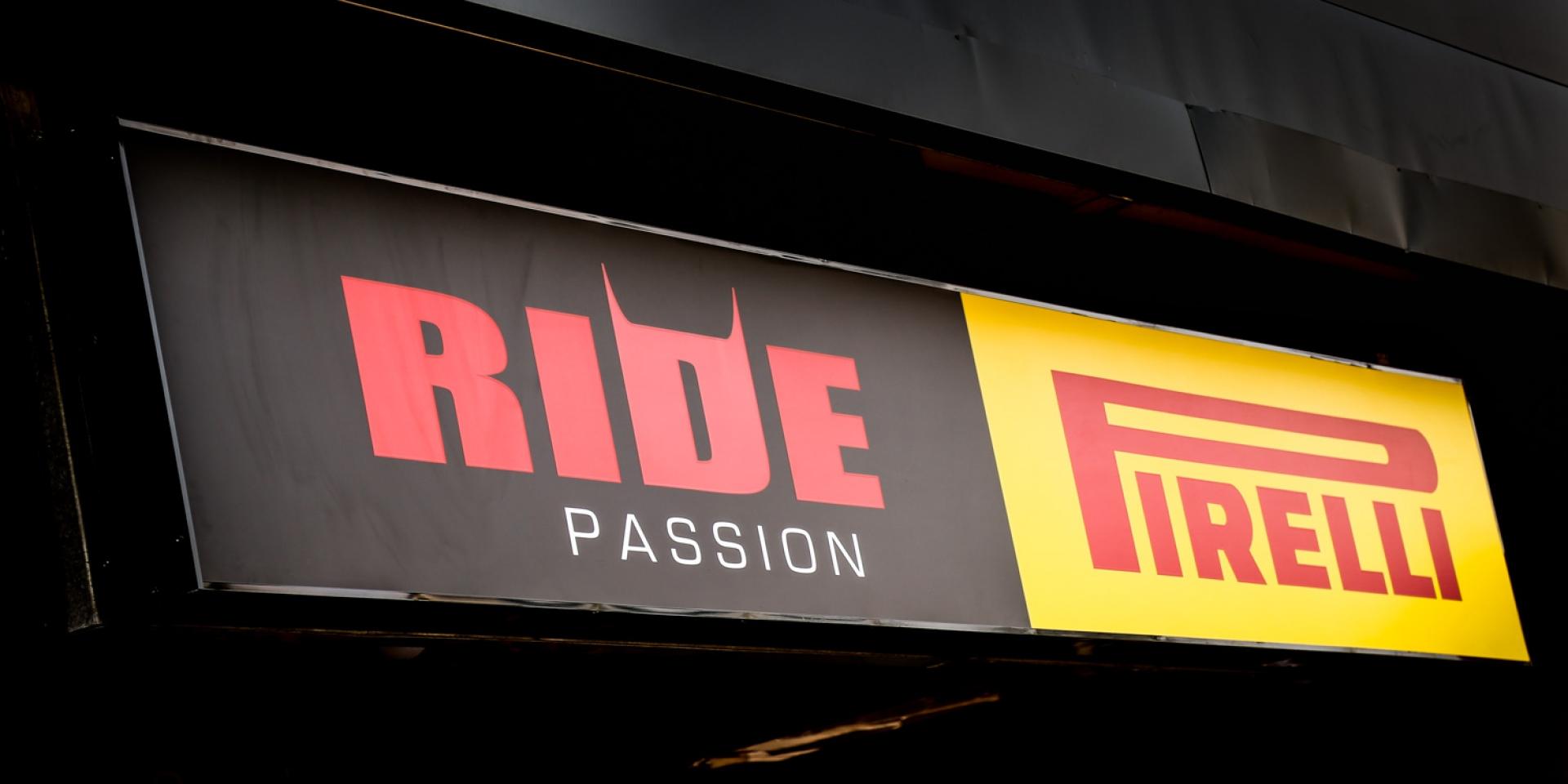 PIRELLI品牌形象店登陸南台灣,高雄RIDE PASSION正式啟動