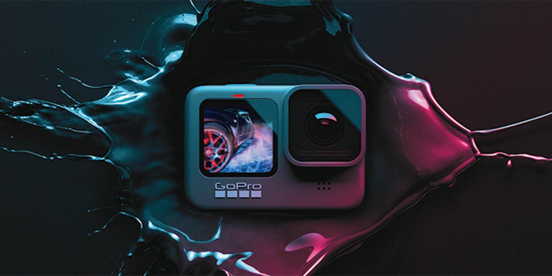 升級有感 終於有自拍螢幕!GoPro HERO9 BLACK來了