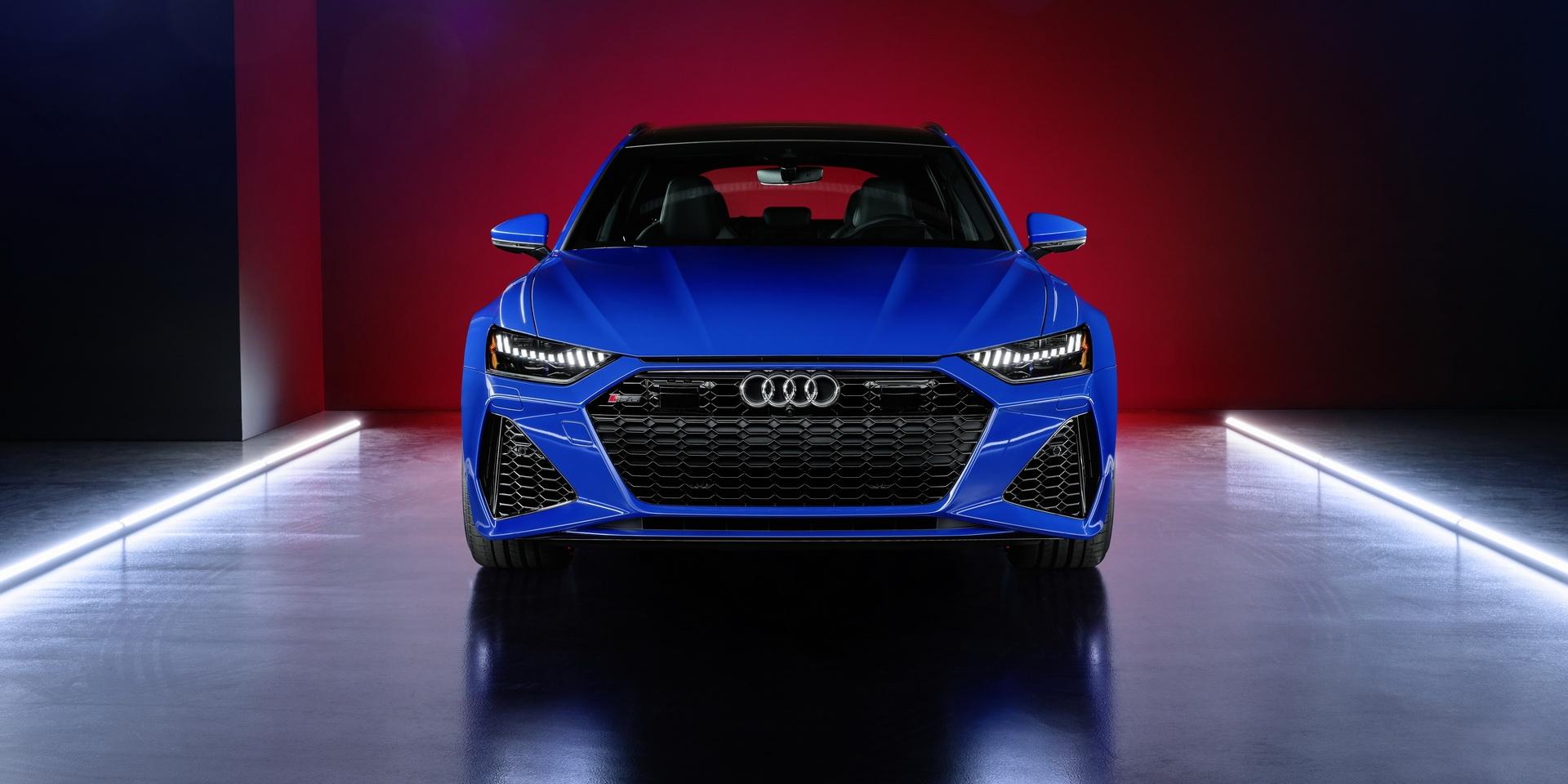 限量25輛,Audi推出RS6 Avant S Tribute Edition特仕車 限北美市場