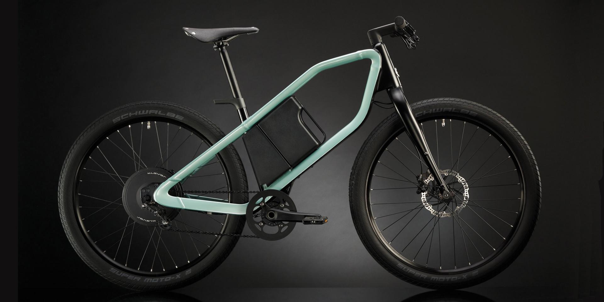 實踐綠能智慧移動。Klever E-Bike智行車X-Range車系全新登場