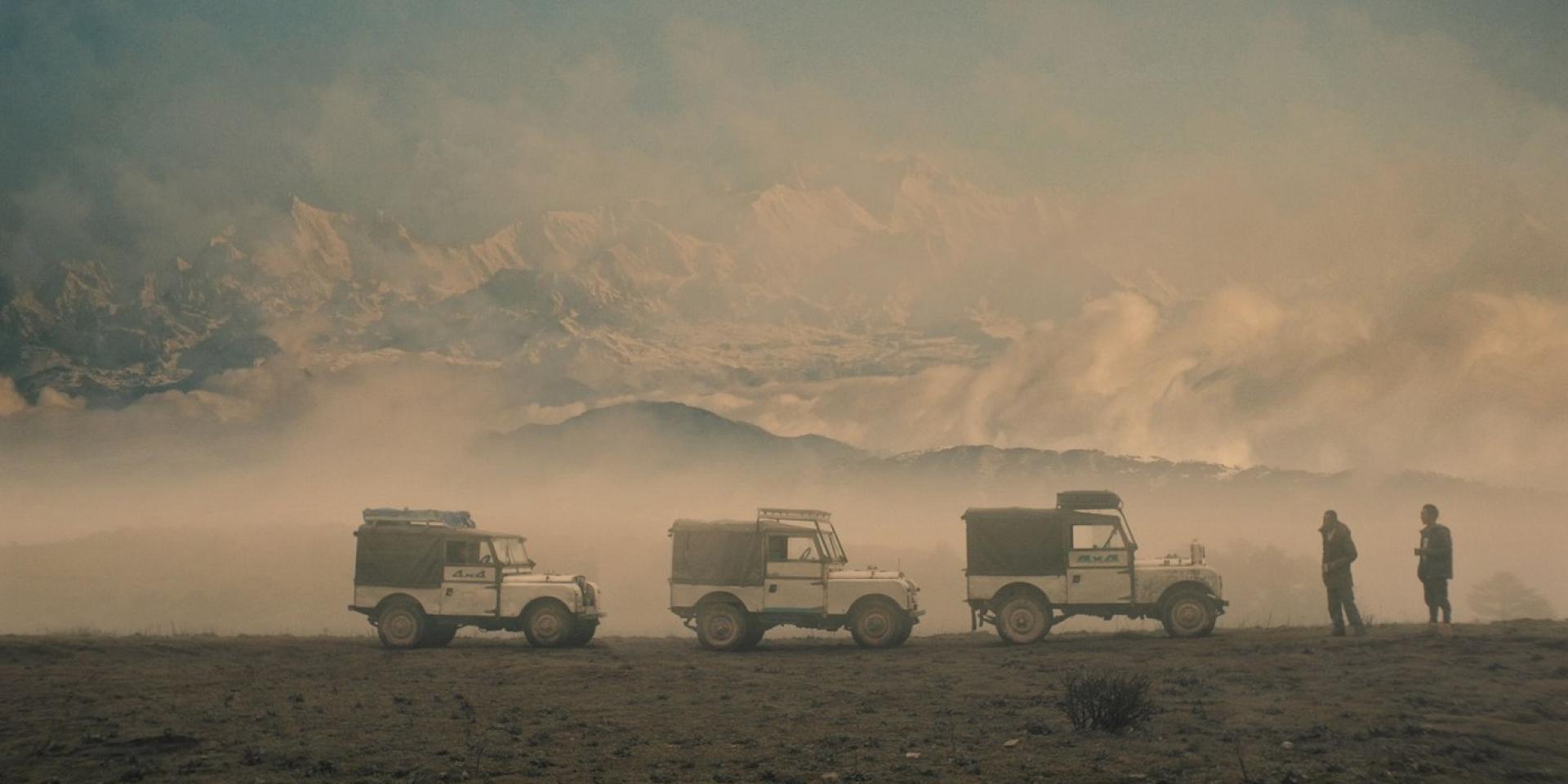 Land Rover七十周年勇闖喜馬拉雅村落,Defender有望明年重返市場