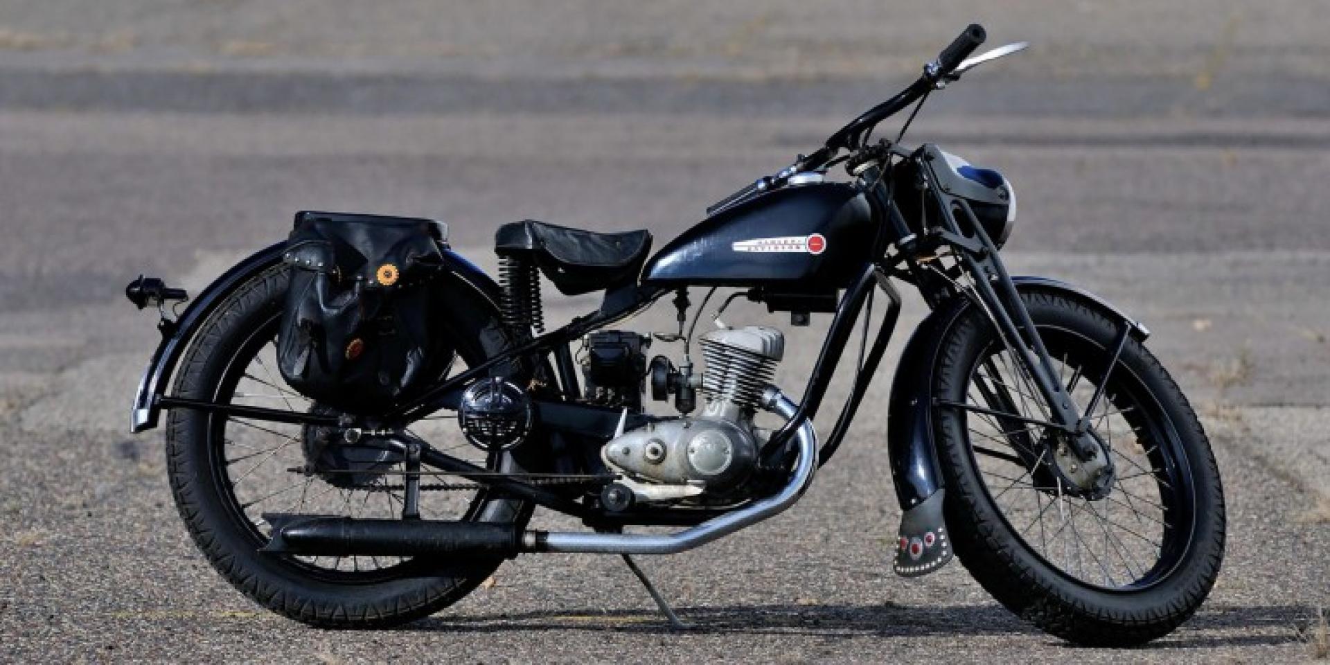 Harley-Davidson狂想曲。八台超乎想像的哈雷機車!