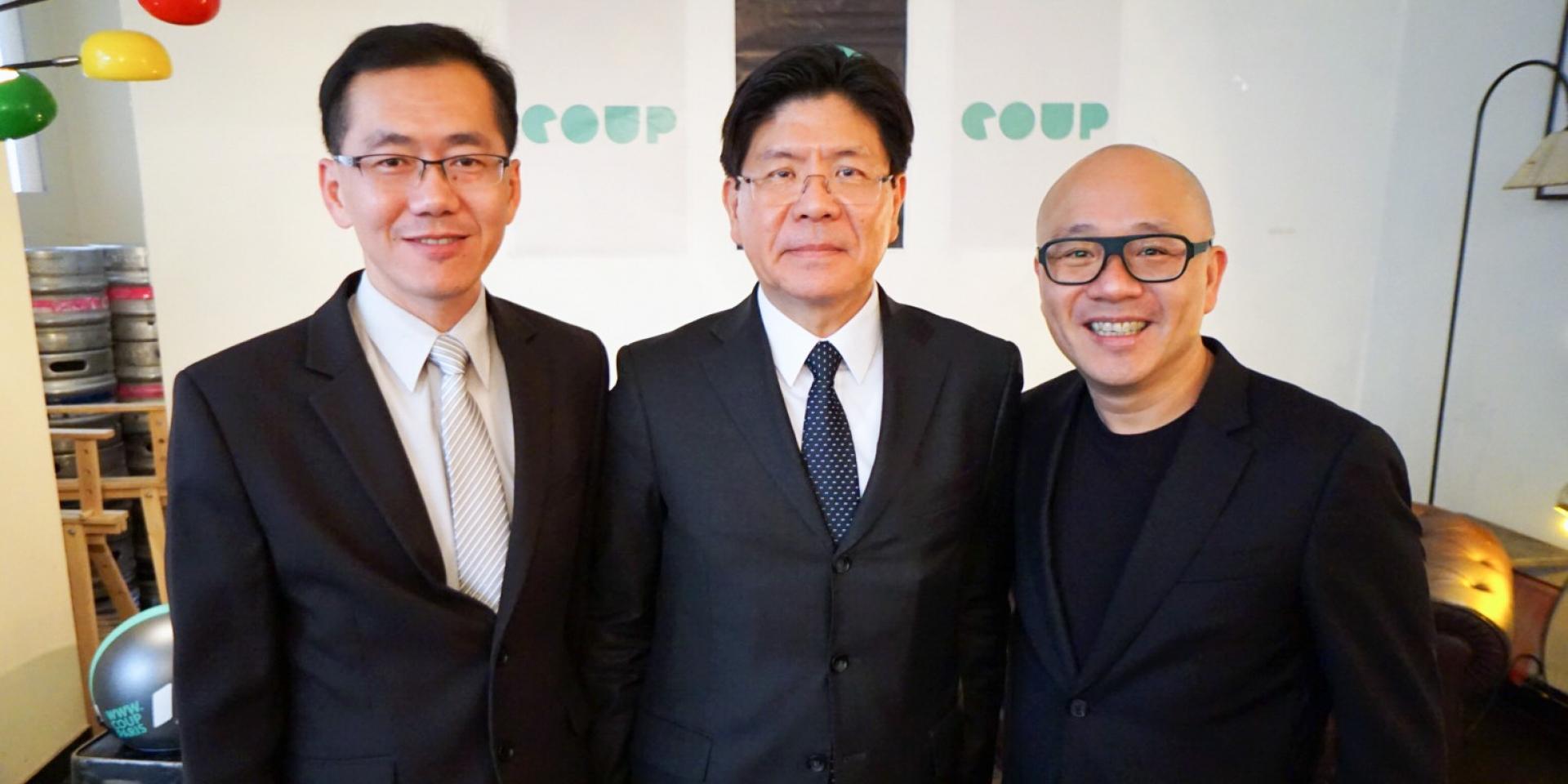 官方新聞稿。巴黎展示Gogoro智慧雙輪與換電系統 正式啟動 Gogoro 智慧雙輪於巴黎的共享服務