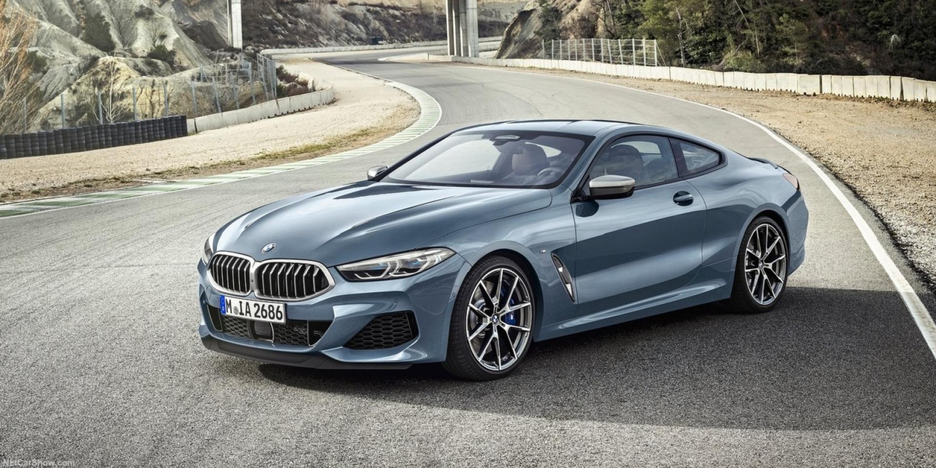 BMW 8系列復出,豪華兼具性能M850i xDrive三秒破百