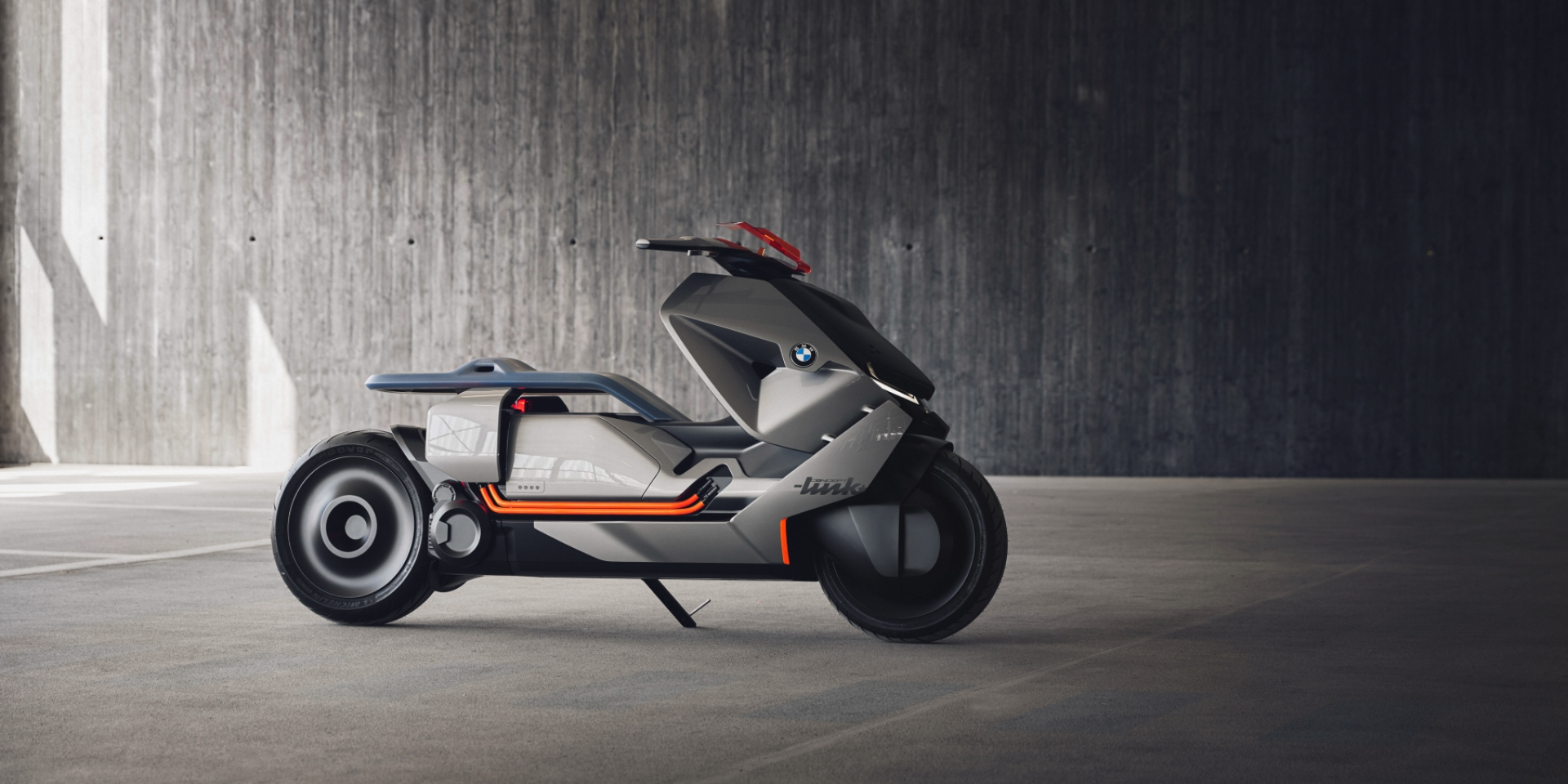 展現未來機車樣貌,BMW Motorrad Concept Link概念亮相