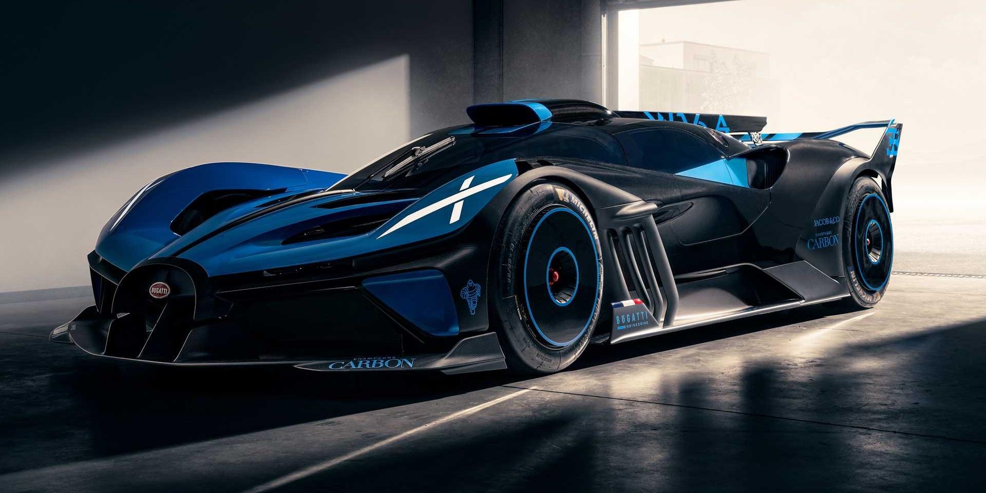 Bugatti的未來即將確定 Rimac可能成為新東家!