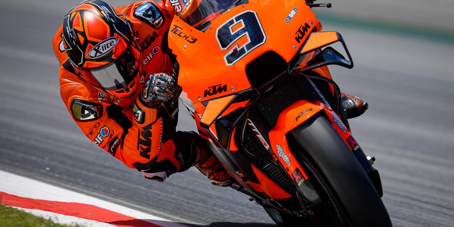 把握機會!Danilo Petrucci:在Sachsenring是一個好機會展現KTM的速度!