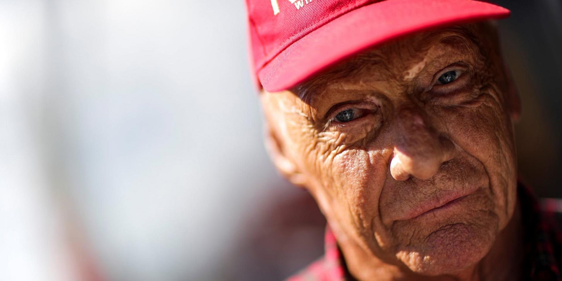 賽場上的浴火鳳凰! F1傳奇車手Niki Lauda 70歲高齡過世
