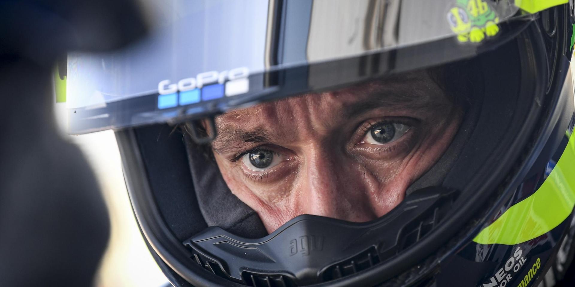 Rossi打算再戰一年?因為今年疫情影響比賽太多!