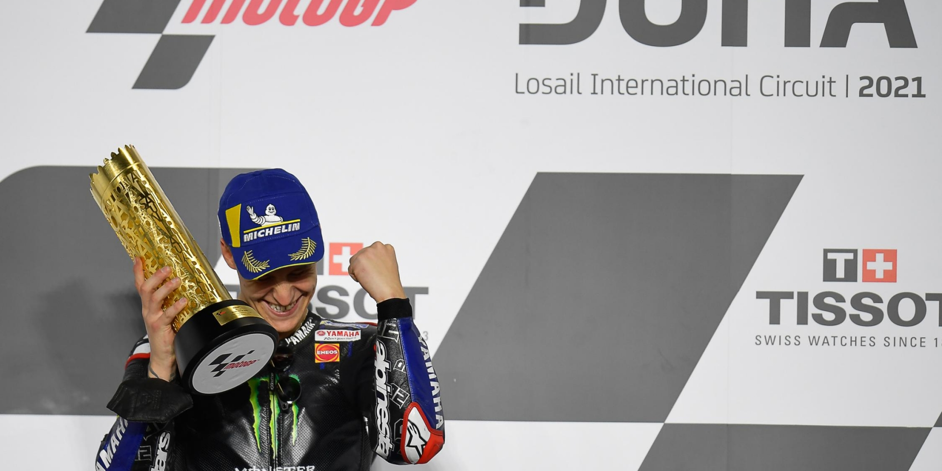 YAMAHA連拿兩冠!Fabio Quartararo:這一勝比去年的勝利更讓我充滿信心!