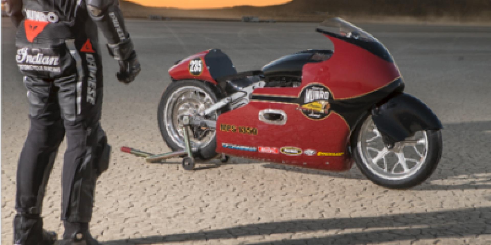 永遠的超速先生。INDIAN MOTORCYCLE向50年前的傳奇致敬