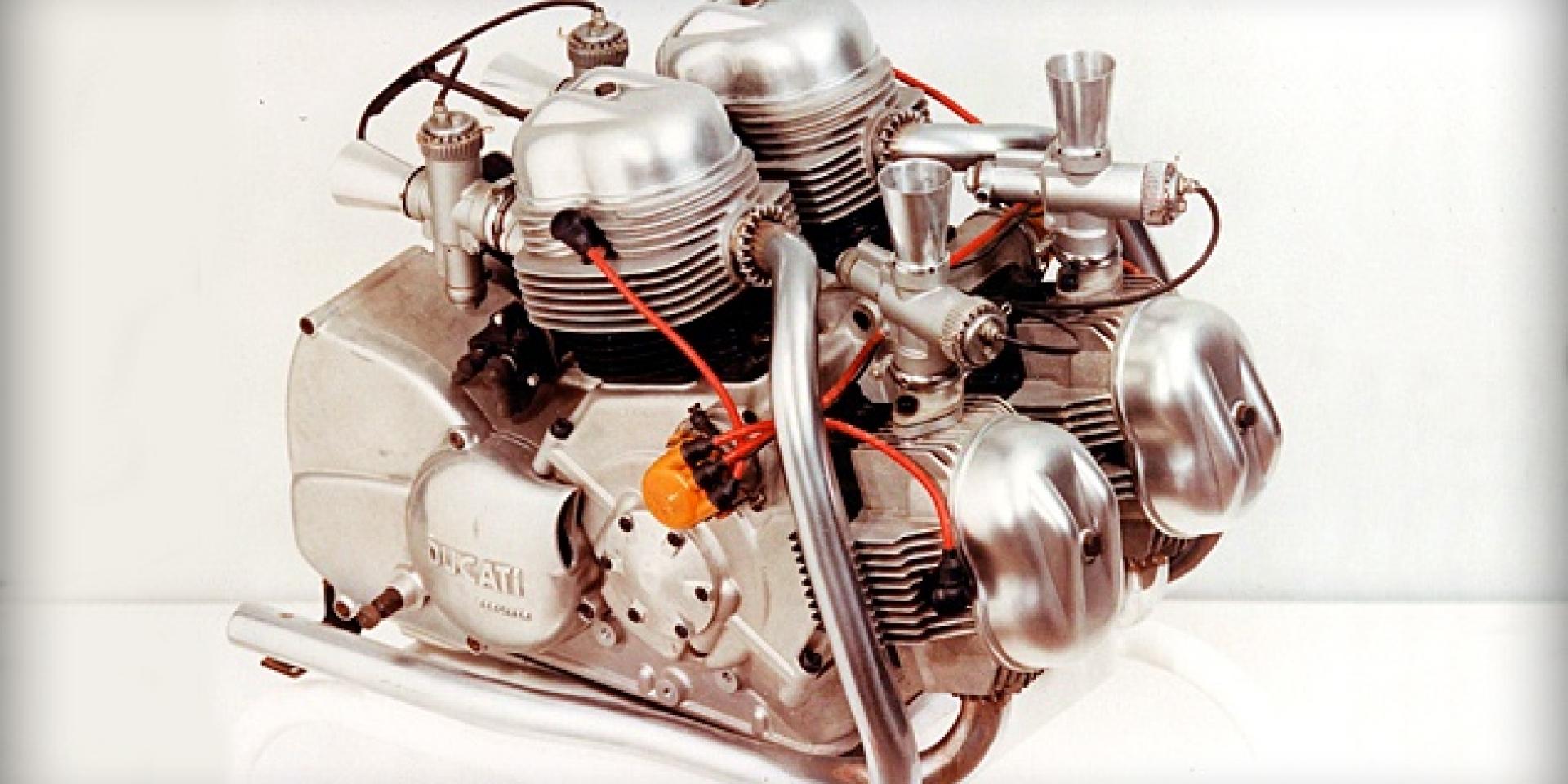 我達達的馬蹄,是美麗的錯誤   1963年DUCATI 的V4原型車Apollo V4