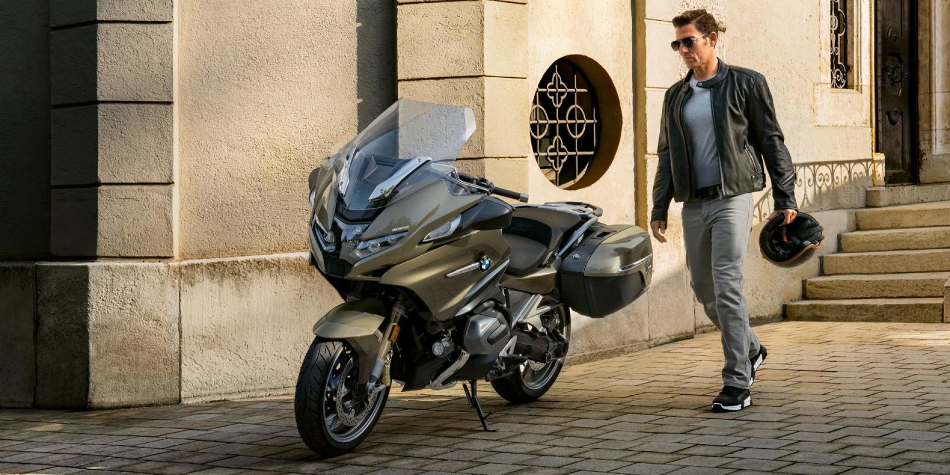 ACC導入選配!2021 BMW Motorrad R 1250 RT 海外發表