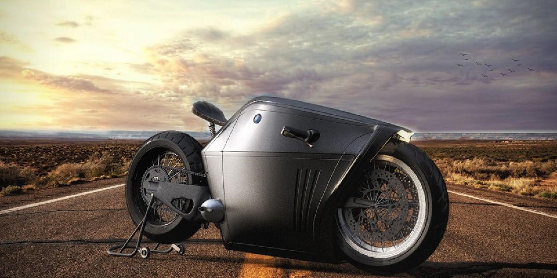 溫故知新的激情 BMW Radical Concept