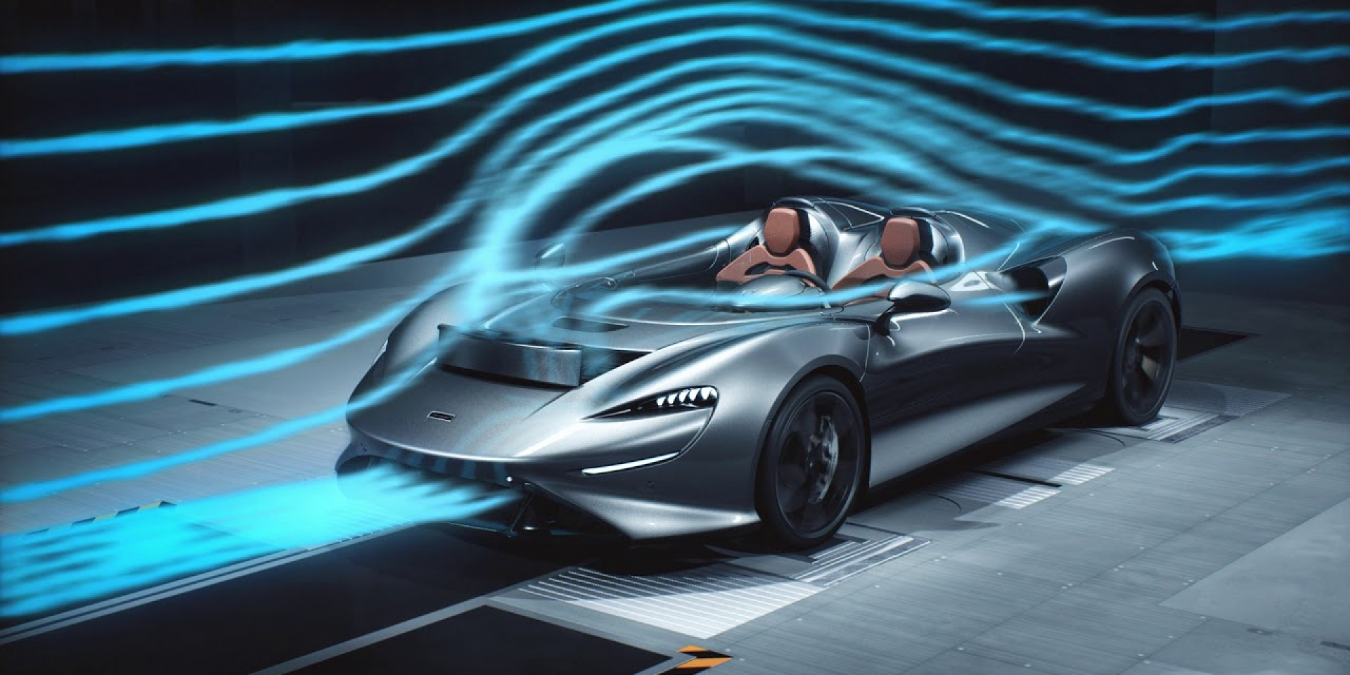 McLaren Elva沒有擋風玻璃 依舊擁有帥氣髮型!