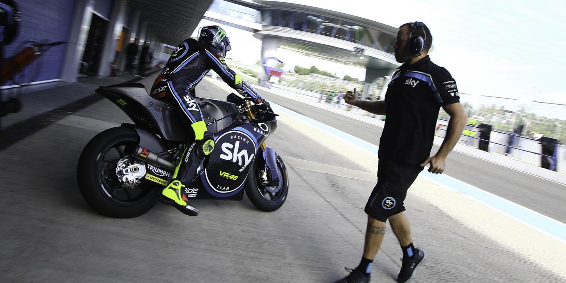 三缸狂嘯赫雷茲。Moto2 2019賽季首次測試成績出爐